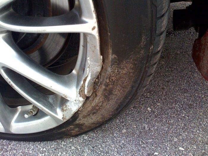Who Pays For My Tyre And Rim Damage After Hitting A Pot Hole?